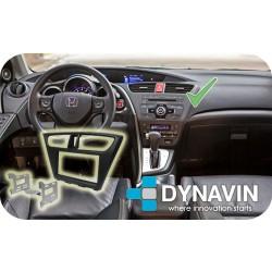 HONDA CIVIC MK9 EUROPEO (+2011) - DYNAVIN N6