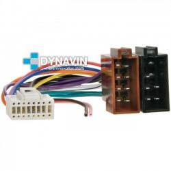 CONECTOR ISO ALPINE - 16pin ( 22 x 10mm )