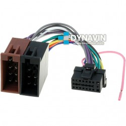 CONECTOR ISO ALPINE - 16pin ( 22 x 10mm )
