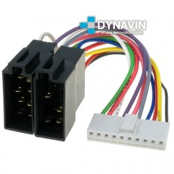 CONECTOR ISO KENWOOD - 10pin ( 36 x 6mm )