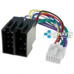 CONECTOR ISO PANASONIC - 12pin ( 16 x 8mm )