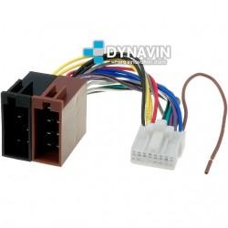 CONECTOR ISO PANASONIC - 16pin ( 21 x 8mm )