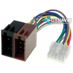 CONECTOR ISO PHILIPS - 10pin ( 20 x 8mm )