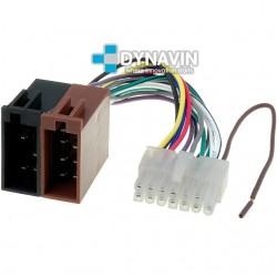 CONECTOR ISO PHILIPS - 14pin ( 20 x 8mm )