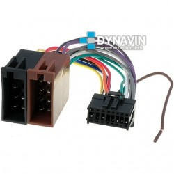 CONECTOR ISO PIONEER - 16pin ( 24 x 10mm )