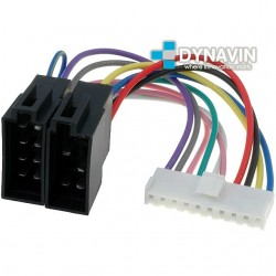 CONECTOR ISO PIONEER - 10pin ( 41 x 5mm )