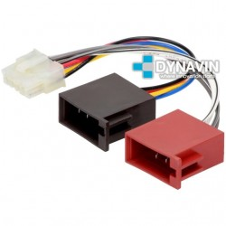 CONECTOR ISO PIONEER - 12pin ( 20 x 8mm )