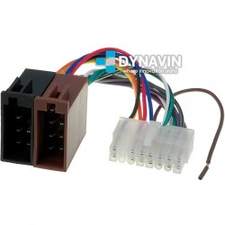 CONECTOR ISO PIONEER - 16pin ( 33 x 8mm )