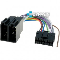 CONECTOR ISO PIONEER - 16pin ( 30 x 12mm )