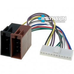CONECTOR ISO PIONEER - 12pin ( 42 x 6mm )