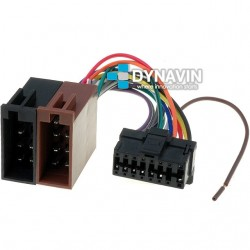 CONECTOR ISO PIONEER - 16pin ( 12 x 19mm )