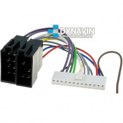 CONECTOR ISO PIONEER - 13pin ( 46 x 6mm )