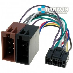 CONECTOR ISO PIONEER - 16pin ( 22 x 10mm )