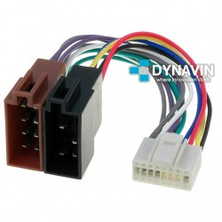 CONECTOR ISO SANYO - 12pin ( 22 x 10mm )