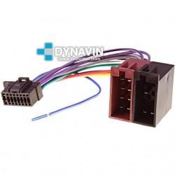 CONECTOR ISO SONY - 16pin