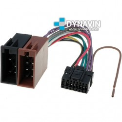 CONECTOR ISO SONY - 16pin ( 22 x 10mm )