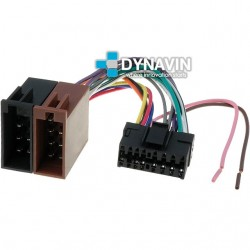 CONECTOR ISO SONY - 16pin ( 30 x 12mm )
