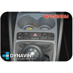 BOTONERA DE CONTROL PARA SEAT IBIZA 6J (+2008)