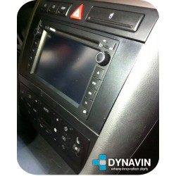 AUDI A4 (B5 8D 1999 -2001) - DYNAVIN N6