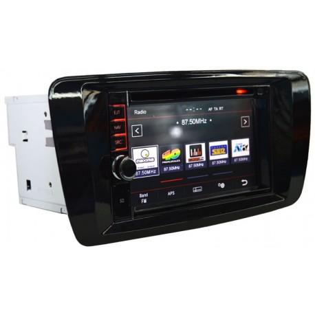 UB 2011-2014 Radio DIN autoradio para Kia Rio negro