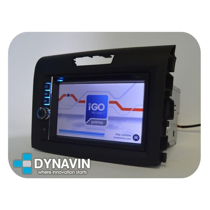 HONDA CRV (+2012) - DYNAVIN N6 - Dynavin
