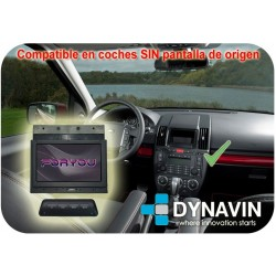 LAND ROVER FREELANDER 2 - 2DIN GPS HD USB SD BLUETOOTH...