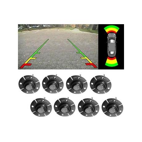 Interface Dynavin Para Representar En Pantalla De Radios