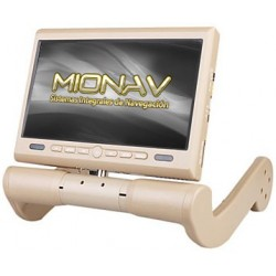 "MONITOR CENTRAL 8,5"" CD, DVD, USB, SD"