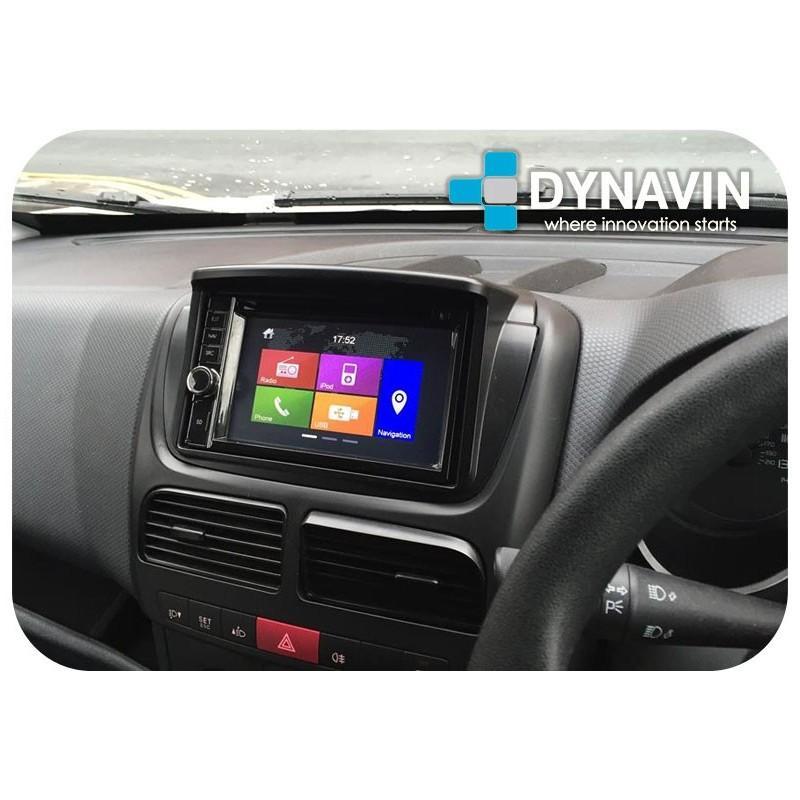 Sony Bluetooth volante CD DAB USB autoradio para bmw x3 e83 2004-2010 vez en el centro