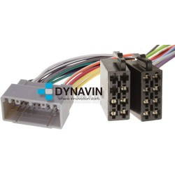 CHRYSLER TIPO 02 - CONECTOR ISO UNIVERSAL