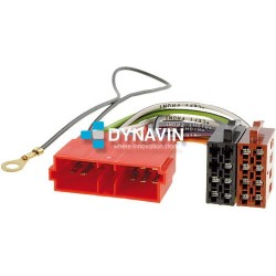 CHRYSLER TIPO 03 - CONECTOR ISO UNIVERSAL