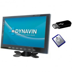 "MONITOR 7"": AV IN + CAM IN. CON ALTAVOCES"