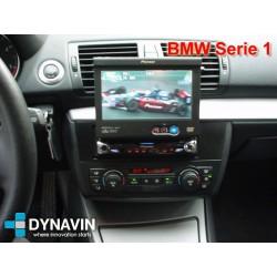 BMW, E8X, E9X, X1 E83 y Z4 E89 - MARCO ADAPTADOR 1DIN