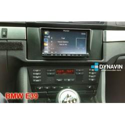 BMW E39 - SOPORTE 2DIN CON MARCO ADAPTADOR