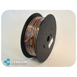 400m (100m/color) CABLE FLEXIBLE 0,75mm² EN BOBINA CONJUNTA PARA INSTALACIONES DE CAR AUDIO
