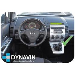MAZDA 5 (2005-2010) - DYNAVIN N6