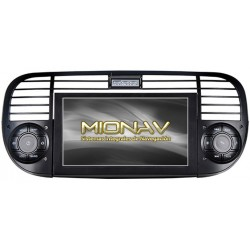 FIAT 500, FIAT 500C (Type 312 +2007) - MIONAV II