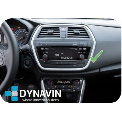 SUZUKI SX4 S-CROSS (+2013) - DYNAVIN N6