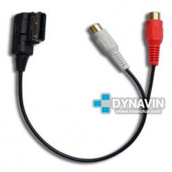 CABLE AMI, MDI PARA AUDI, VOLKSWAGEN, SEAT Y SKODA CON CONECTOR USB