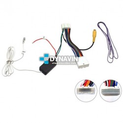 TOYOTA TOUCH 2, TOUCH AND GO 2, PLUS 2 (+2010) - INTERFACE, CONECTOR PARA CAMARA TRASERA