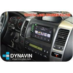 TOYOTA LAND CRUISER KDJ 120 (+2002) - DYNAVIN N6