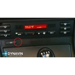 BMW E46 - CLIMATIZADOR MARCO ORIGEN. INDIVIDUAL