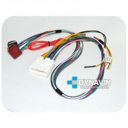 TOYOTA LAND CRUISER HDJ100 / KDJ120 - CONECTOR ISO PARA SISTEMAS ACTIVOS