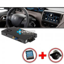 PEUGEOT TOUCH SCREEN SYSTEM, CITROEN eMyWay COLOUR DISPLAY