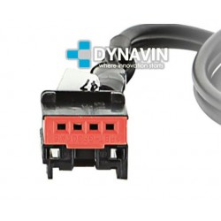 CONECTOR AUX - INTERFACE PARA VOLVO XC90
