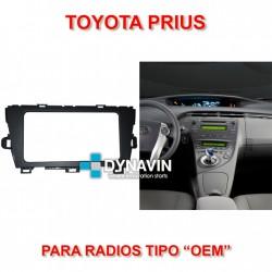 TOYOTA PRIUS - MARCO ADAPTADOR 2DIN PARA RADIOS OEM