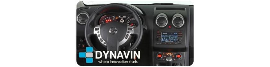 Radios para Nissan Qashqai 1 Generación  ✅ DYNAVIN España  ◁