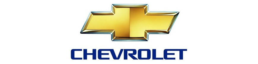 Chevrolet accesorios Multimedia Coche.