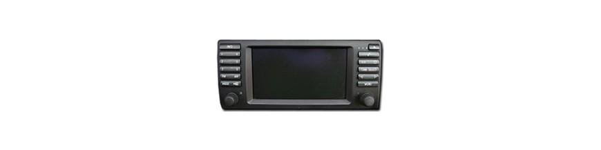 BMW MK3 / MK4 (Professional Navigation)