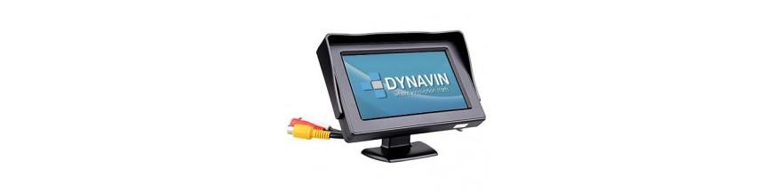 Monitores de 5 pulgadas para Cámara Trasera DYNAVIN España